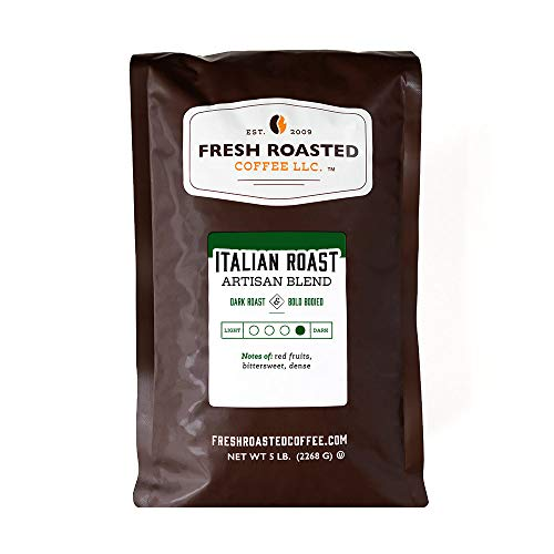 Fresh Roasted Coffee LLC, Italian Roast Espresso Coffee