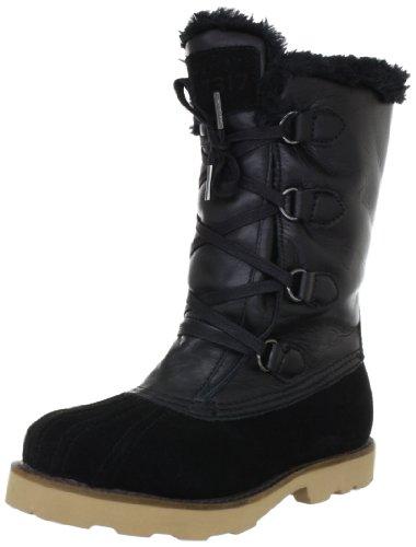 PAJAR Belina 21248.22, Damen Fashion Stiefel, Schwarz (Black), EU 38 (US 7.5)