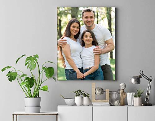Detalles Creativos Personaliza tu Cuadro con la Imagen Que más te guste! Lienzos Personalizados Cuadros Personalizados Tú Foto en un Cuadro! Tu diseño en un Cuadro ! (40x60 cm)