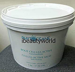Phytoceane CELLULI-ACTIVE MUD SELF-HEATING 5kg Salon Pro Size #tw