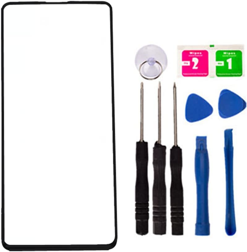 Replacement Repair Front Top Glass Lens Cover Screen for Samsung Galaxy A51 2019 SM-A515 A515 6.5