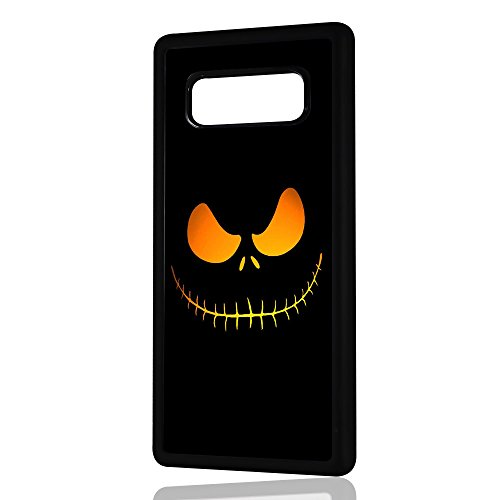 (for Samsung Galaxy S10) Durable Protective Soft Back Case Phone Cover - HOT10040 Nightmare Before Christmas 10040