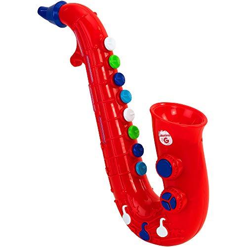 Globo Toys 05196 Vitamina G pour Saxophone