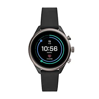 Fossil Womens Smartwatch with Silicone Strap (B07SC9TBHD) | Amazon price tracker / tracking, Amazon price history charts, Amazon price watches, Amazon price drop alerts