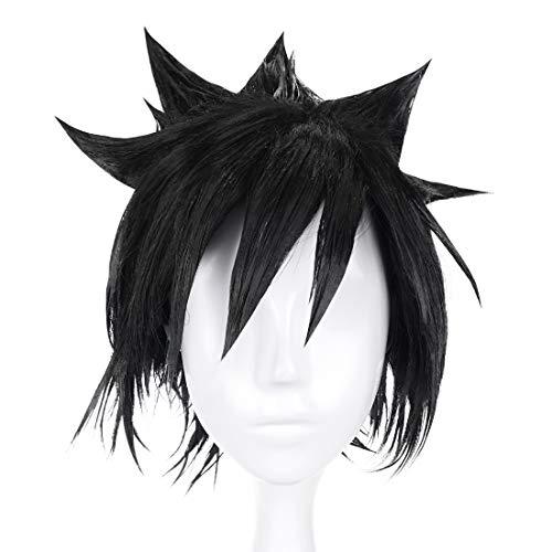 CoolChange Hochwertige Sasuke Uchiha Perücke von Naruto