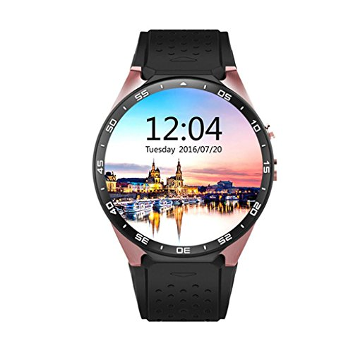 Reloj Inteligente Bluetooth KW88 Pantalla táctil