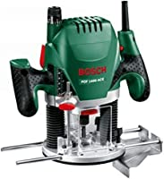 Bosch Home and Garden POF 1400 ACE Bovenfrees 1400W (3x spantang, Frees, Parallelaanslag, Zuigadapter, in Koffer)