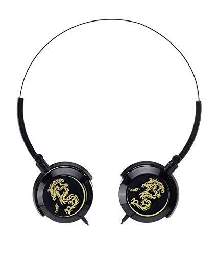 Genius GHP-400F Foldable Lightweight Headphones
