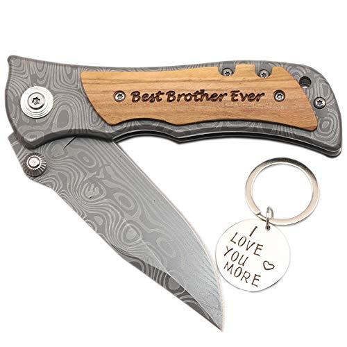 Corfara Best Brother Ever, Pocket Knife