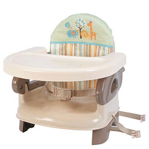 Product Image of the Summer Deluxe Comfort Folding Booster Seat, Tan