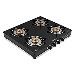 Best 4 burner Gas Stove in India