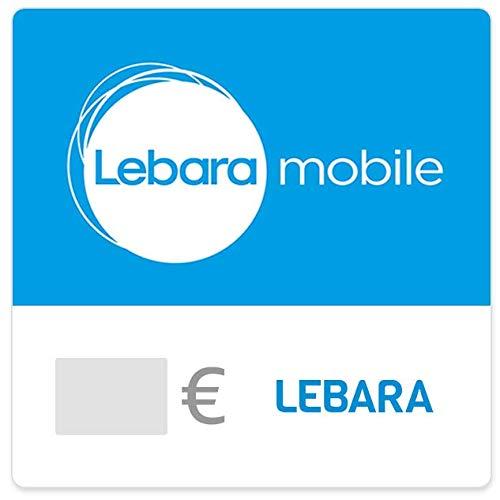 Lebara Prepaid Guthaben Config - für Deutschland - per E-Mail