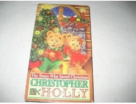 The Bears Who Saved Christmas.Amazon Com Christopher Holly The Bears Who Saved Christmas