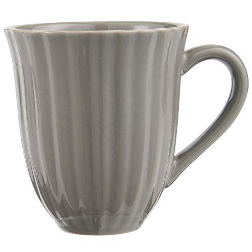 IB Laursen Kaffeebecher, Tasse MYNTE Mustard Granite für 300ml Steingut