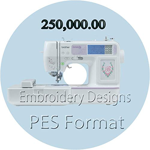 250,000 Children Characters Embroidery Pattern Designs for Brother Machine PES Format New 16GB USB Memory