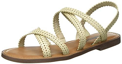 REFRESH Women's 72658 Sandal, Ice, 7