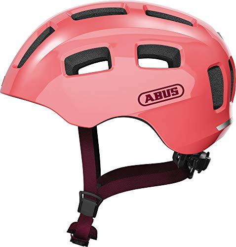 ABUS Youn-I 2.0 Helm Jugend orange Kopfumfang S | 48-54cm 2021 Fahrradhelm