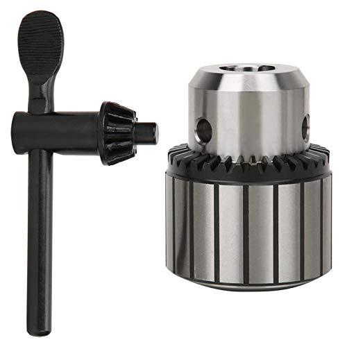 Adaptador de portabrocas de alta precisión Portabrocas de perforación Portabrocas de cambio rápido Varios tamaños para herramientas eléctricas(1-13mm)