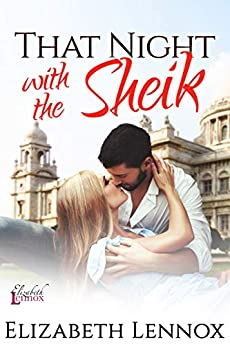 That Night with the Sheik (The Diamond Club Book 9) by [Elizabeth Lennox]