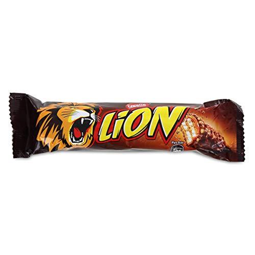 Nestle Lion Bar, 52 Gram (Pack of 12)