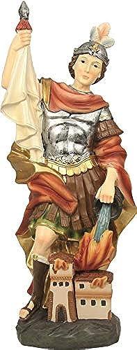 Dekop Heiligenfigur Hlg. fürian, H  ca. 73cm (444444635097436)