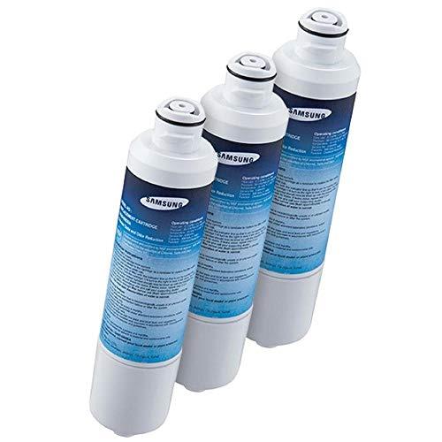 Samsung Electronics HAFCIN Samsung DA29-00020B Refrigerator Water Filter, 3 Pack, White, 3 Count