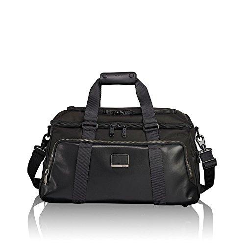 Tumi Alpha Bravo - McCoy Gym Bag 14' Tote, 48 cm, 31.23 liters, Black