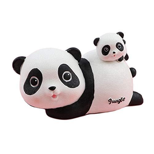 Maxtapos-Lovely - Hucha Resina diseño Oso Panda Dibujos