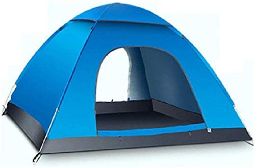 SAIYI Camping pop-up tent automatic portable hiking outdoor tent suitable for 1-3 people 200 * 200 * 135cm Automatic Camping Tent eternal