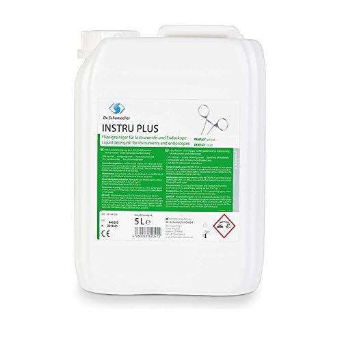 Instru Plus flüssig manuelle Instrumentendesinfektion 5 Liter
