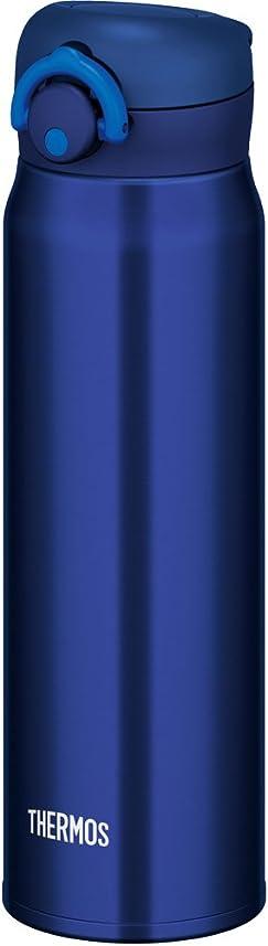 非武装化黄ばむわなサーモス 水筒 真空断熱ケータイマグ 【ワンタッチオープンタイプ】 600ml ロイヤルブルー JNR-600 R-B