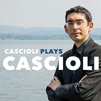 Cascioli Plays Cascioli