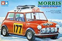 タミヤ 1/24 モーリス ミニクーパー 1275Sラリー '67モンテカルロ優勝車