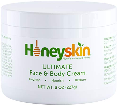 Honeyskin Face and Body Cream