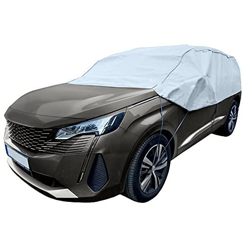 Halbgarage Winter SUV kompatibel mit Mazda CX-5 UV Schutz Auto Abdeckung