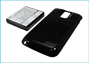 Replacement Battery for T-Mobile Galaxy S II, Galaxy S2 (3400mAh)