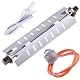 Best GE Thermostats - WR51X10055 Refrigerator Defrost Heater Replacements WR55X10025 Refrigerator Temperature Review