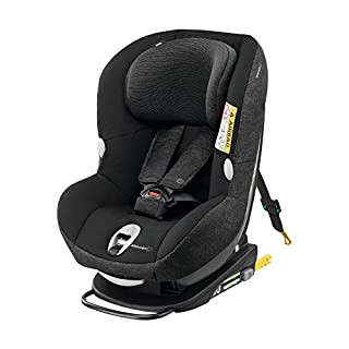 Bébé Confort Milofix Seggiolino Auto 0 18 Kg reclinabile in 2 posizioni, Isofix con Top Tether, Gruppo 0 +/1 per Neonati e Bambini fino ai 4 Anni, Base Girevole, Nero (Nomad Black) (B0767LVY5Z) | Amazon price tracker / tracking, Amazon price history charts, Amazon price watches, Amazon price drop alerts