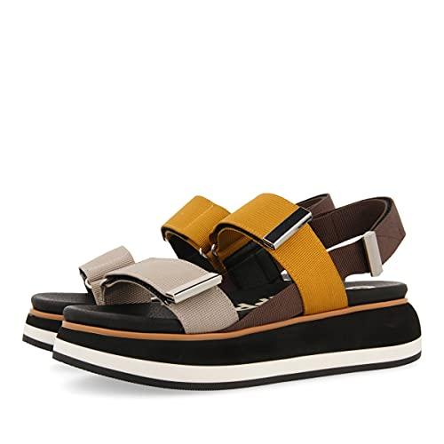 Gioseppo Urbandale, Zapatillas Mujer, Amarillo, 39 EU