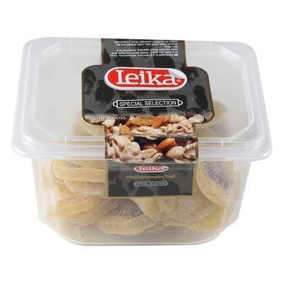 Leika - Dehydrierte Kiwis - Nüsse - Spezielle Auswahl - Mittelmeerdiät - Herkunft Thailand - 500 Gramm