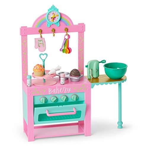 American Girl WellieWishers Birthday Cupcake Kitchen for 14.5' Dolls
