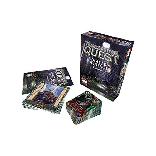 Alderac Entertainment ALD06264 Thunderstone Quest: Lo Que yace Debajo de Exp