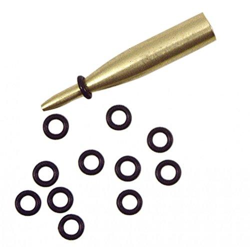 Dart Shaft Lock System mit Gummiringe 1000 St.