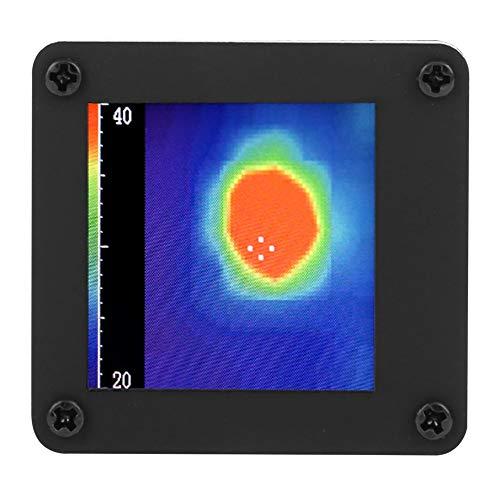 CáMara TermográFica Infrarroja AMG8833 8x8, Sensor de Temperatura, Distancia DeteccióN MáS Lejana 7 M/23 Pies, Dispositivos ImáGenes Infrarrojas con áNgulo VisióN USB 5 V Y 60 °