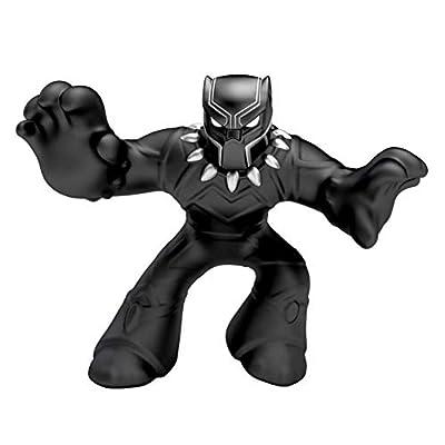 Heroes of Goo Jit Zu 41099 Marvel Superheroes-Black Panther by Moose