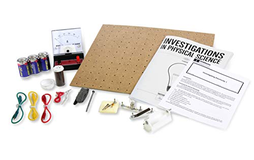 American Educational Investigating Electricity Kit