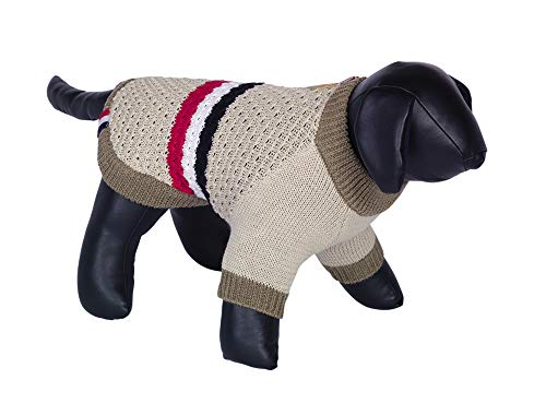 Nobby 65477 Hunde Pullover SIRA beige, 20 cm
