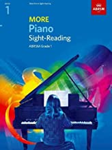 More Piano Sight-Reading, Grade 1 (ABRSM Sight-reading)