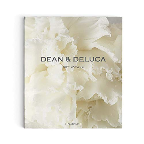 DEAN&DELUCA ギフトカタログ プラチナコース (リボン包装済み/ノキアブラウン)|内祝い 結婚祝い 出産祝い お歳暮