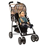 Mommy and Me Baby Doll Stroller for Girls, Doll Carriage with Bag y and Me Baby Doll Stroller for Girls, Doll Carriage with Bag